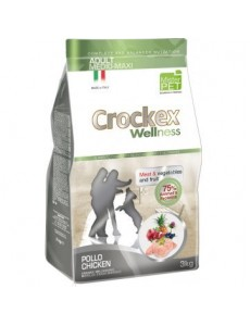 Crockex Wellness Dog Adult Chicken & Rice 12kg