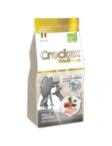 Crockex Wellness Chicken Mini Adult 7.5Kg