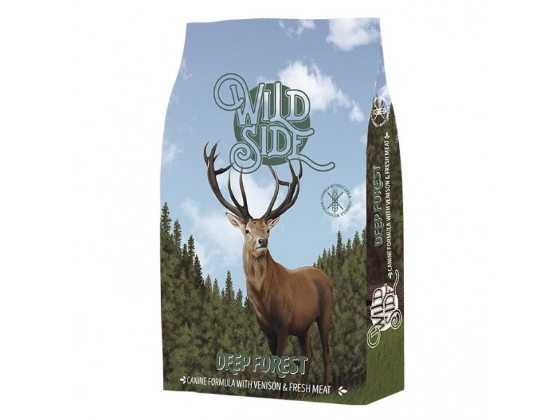 Wild Side Forest Deep Grain Free