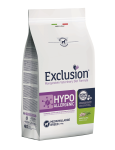 Exclusion Diet Hypoallergenic Insect & Pea Medium/Large 12kg