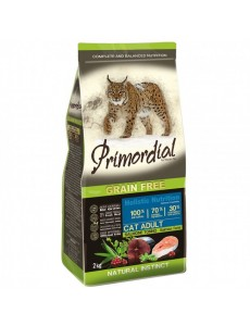 Primordial Cat Adult Tuna & Salmon 6Kg
