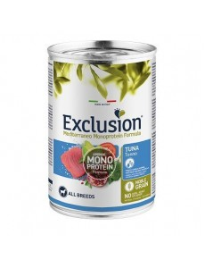 Exclusion Noble Grain Adult Tuna 400gr