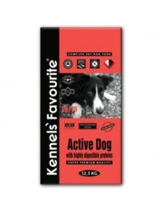 Kennels' Favourite Super Premium Active Dog 20kg