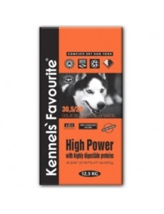 Kennels' Favourite Super Premium Adult High Power 20kg