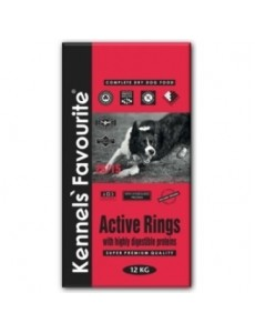 Kennels' Favourite Super Premium Active Rings 20kg