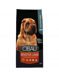 Cibau Sensitive Lamb Maxi & Medium 12kg